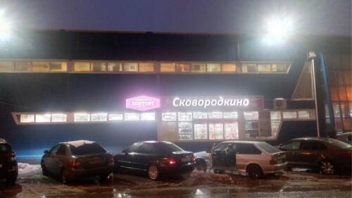 Сковородкино